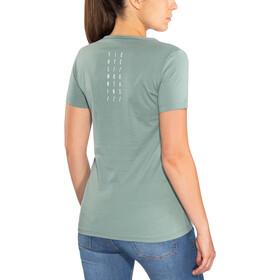 Cube Fichtelmountains T-shirt Damer, dark mint